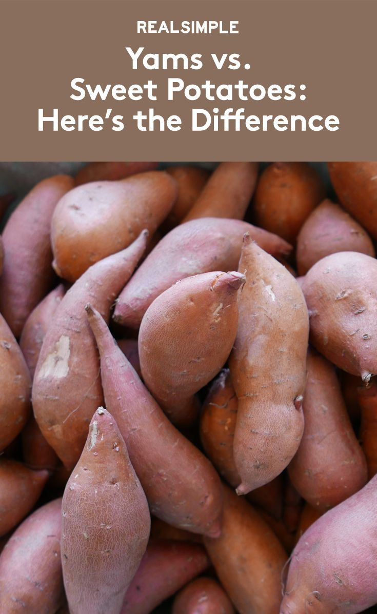 What'S The Difference Between A Sweet Potato And A Yam  190 best Test Kitchen Tips & Tricks images on Pinterest