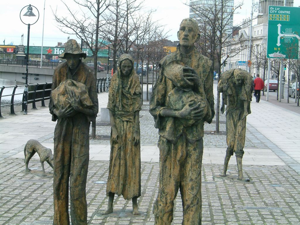 When Was The Potato Famine  municate Science Why the Irish Potato Famine was not