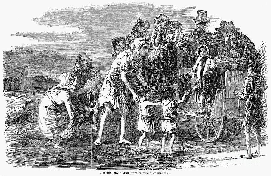 When Was The Potato Famine  The Potato Famine in Ireland