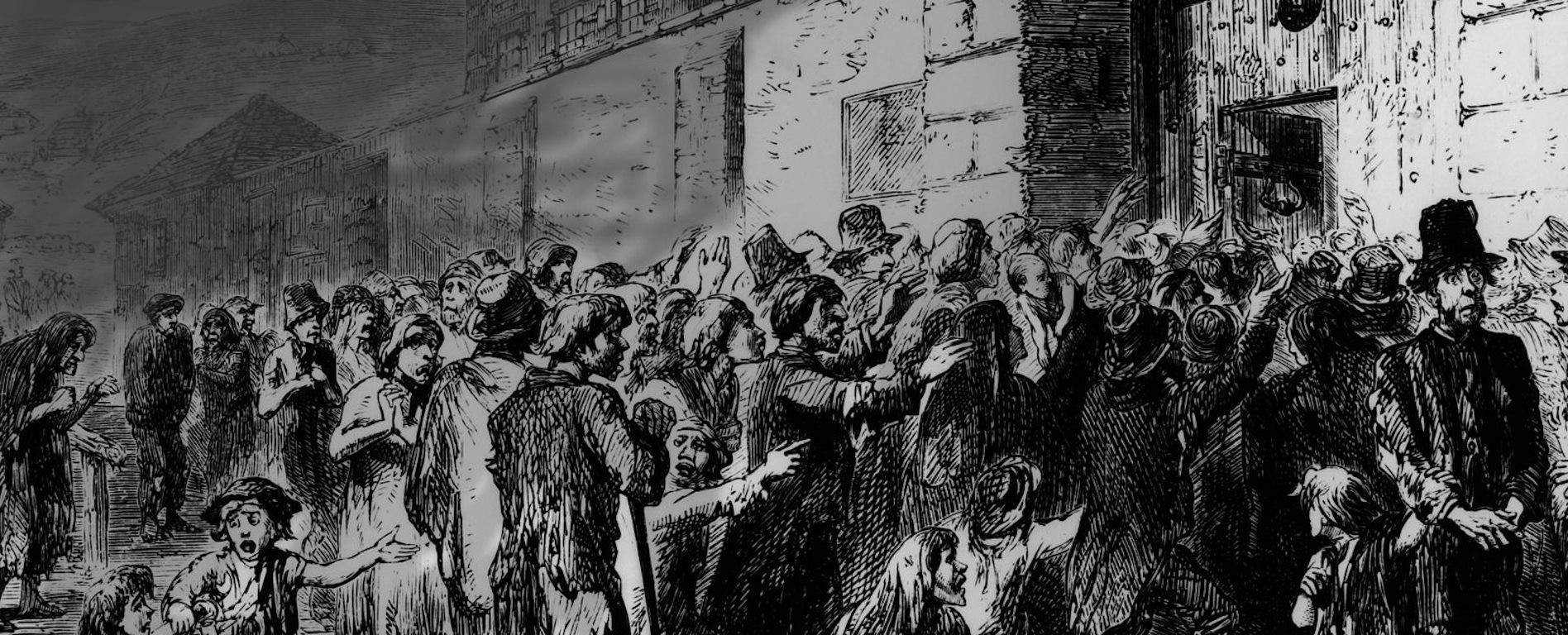 When Was The Potato Famine  Newsela