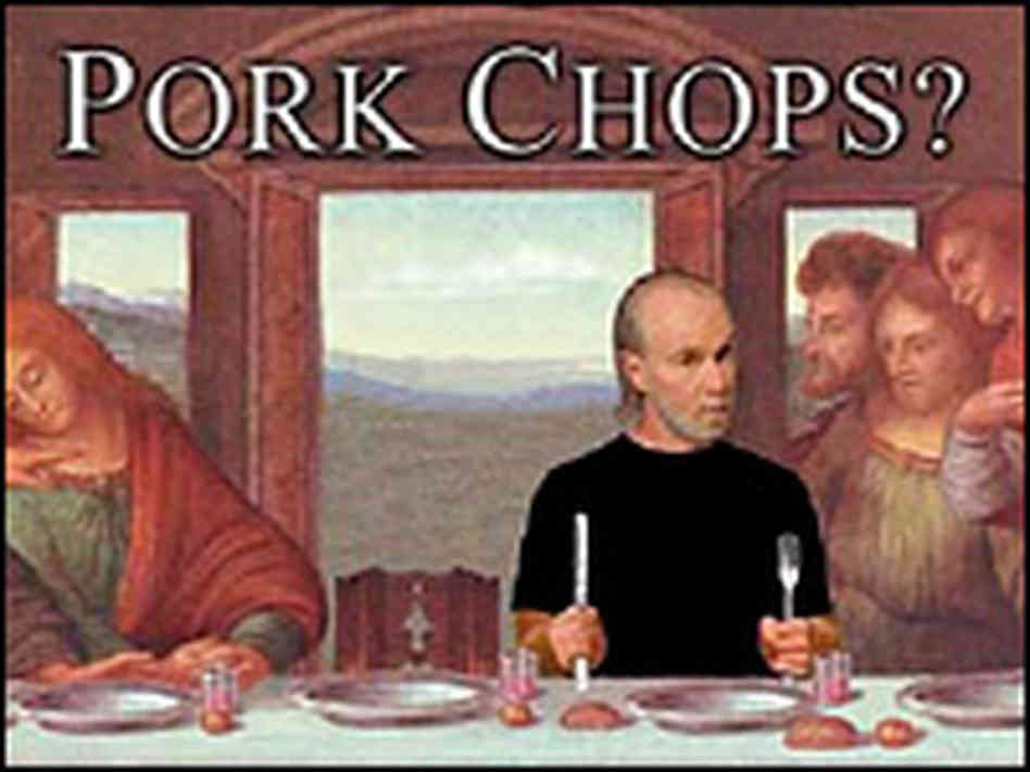 When Will Jesus Bring The Pork Chops  George Carlin s Iconic Look at Life NPR
