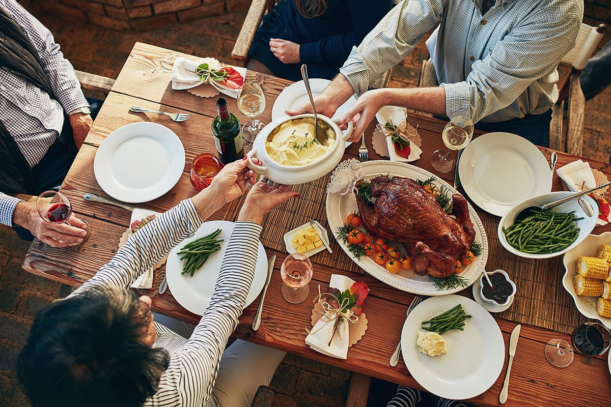 Where To Order Thanksgiving Dinner  Here's What It Costs to Order Thanksgiving Dinner From 8