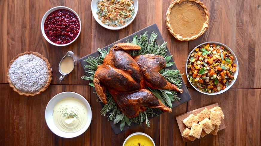 Where To Order Thanksgiving Dinner  Where to order Thanksgiving dinner for your party in NYC