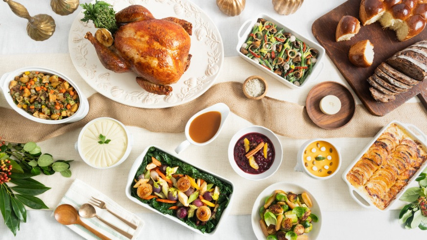 Where To Order Thanksgiving Dinner  Where to order Thanksgiving dinner in Boston