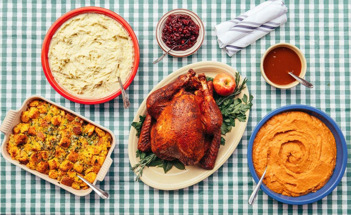 Where To Order Thanksgiving Dinner  Chicago Restaurants to Order Thanksgiving Dinner From