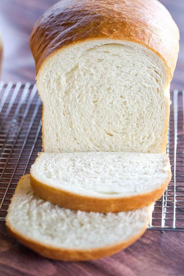 White Bread Recipe  White Bread Recipe