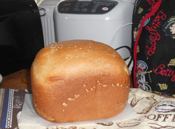 White Bread Recipe For Bread Machine  Farmhouse White Bread For Bread Machine Recipe