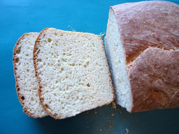White Bread Recipe For Bread Machine  Walter Sands Basic White Bread Bread Machine Version