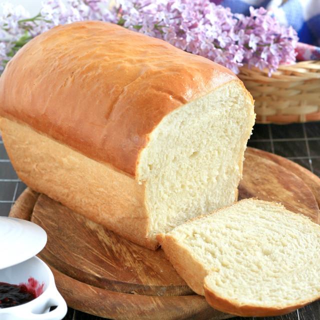 White Bread Recipe  White Bread Recipe Foxy Folksy