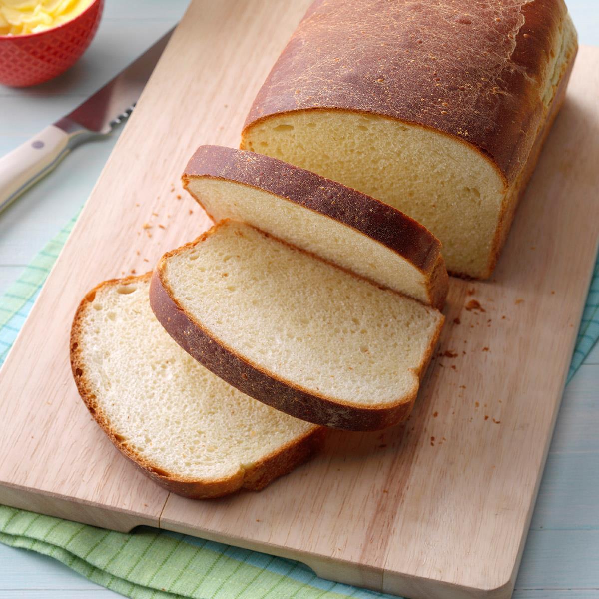 White Bread Recipe  Country White Bread Recipe
