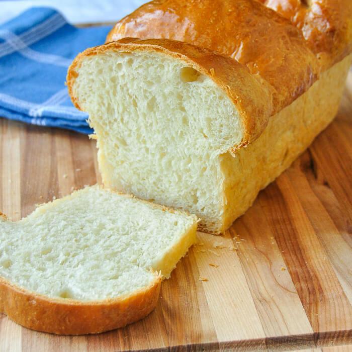 White Bread Recipe  The Best Homemade White Bread Rock Recipes