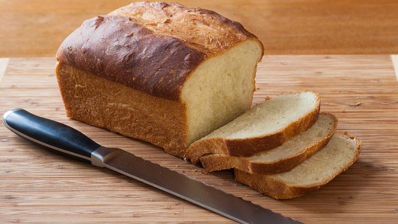 White Bread Recipe  White Bread Loaf