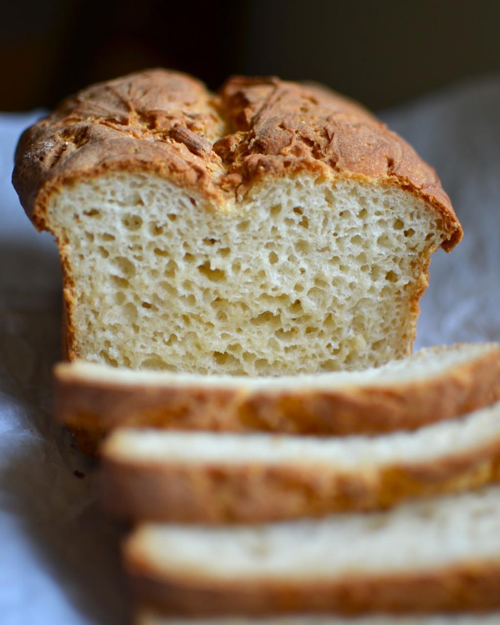White Bread Recipe  Yammie s Glutenfreedom The Best Gluten Free White Bread
