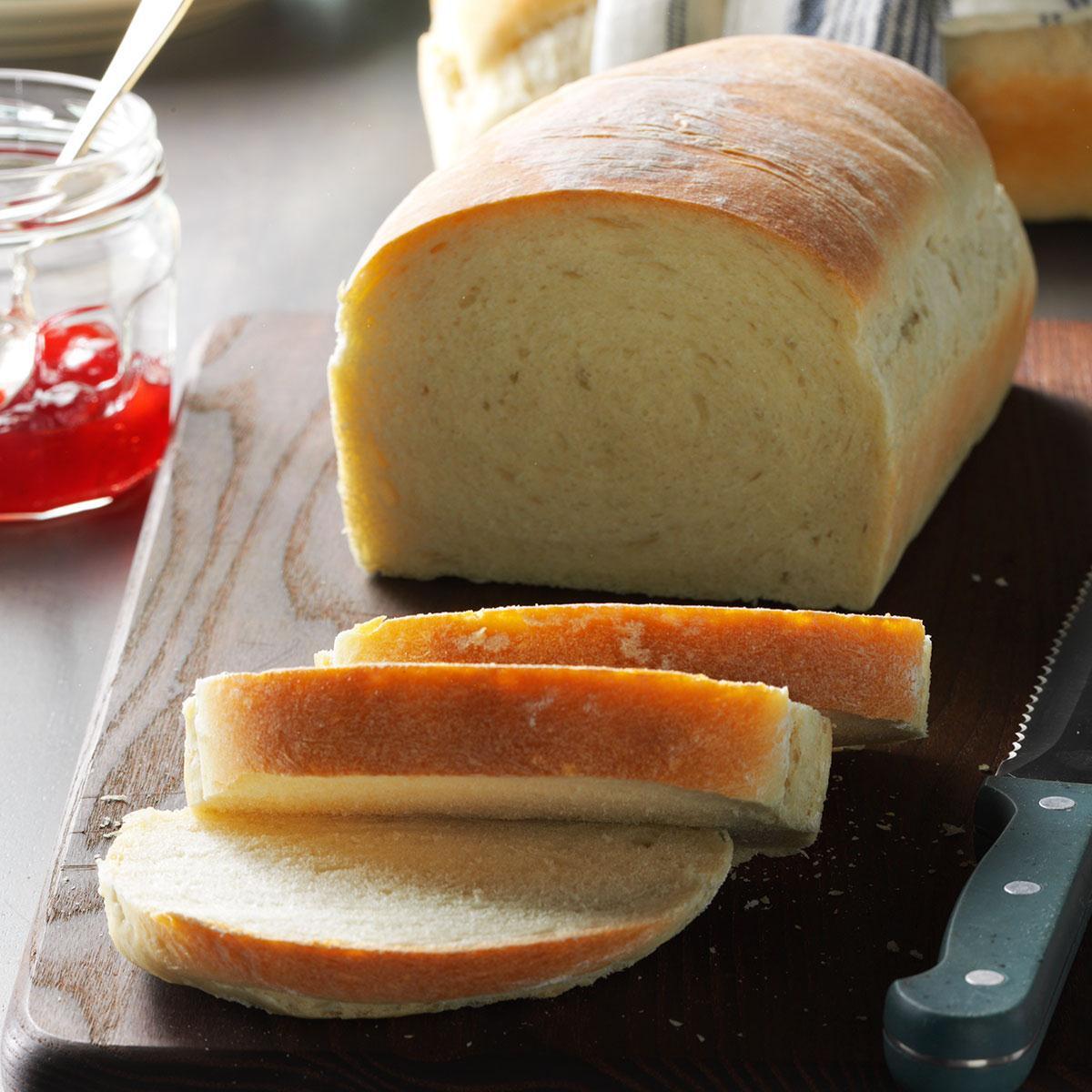 White Bread Recipe  Basic Homemade Bread Recipe