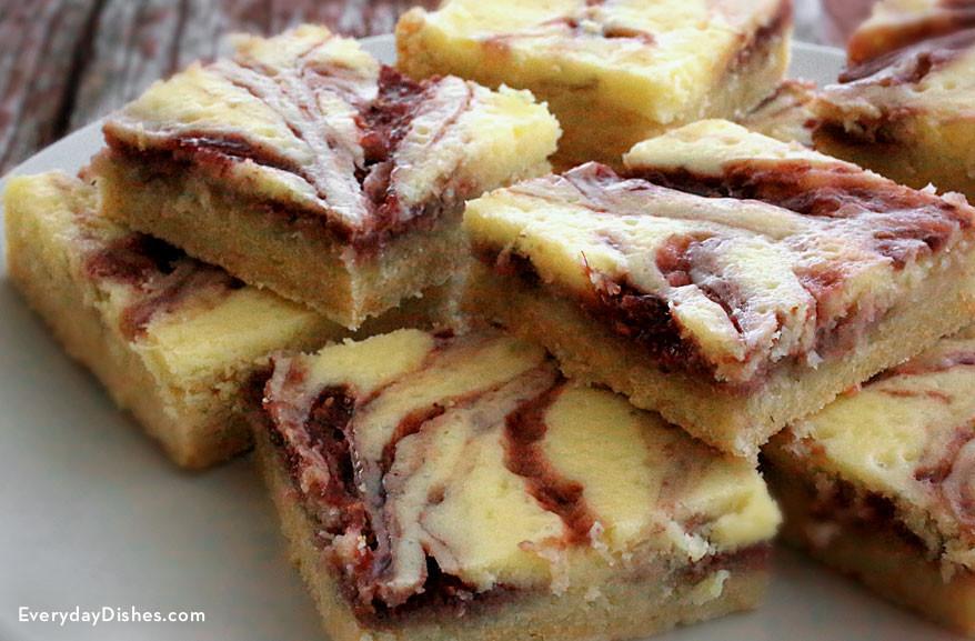 White Cake Mix Recipes  Easy Raspberry Cake Mix Bars Recipe
