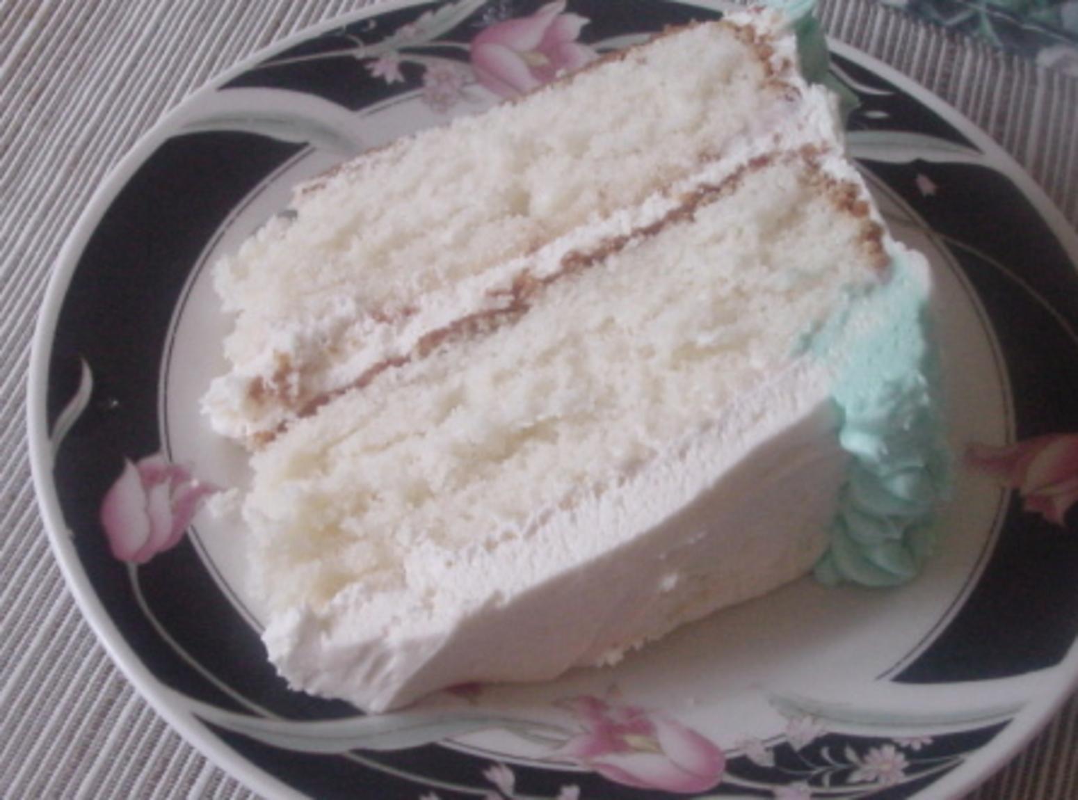 White Cake Mix Recipes  Super Moist White Cake Recipe