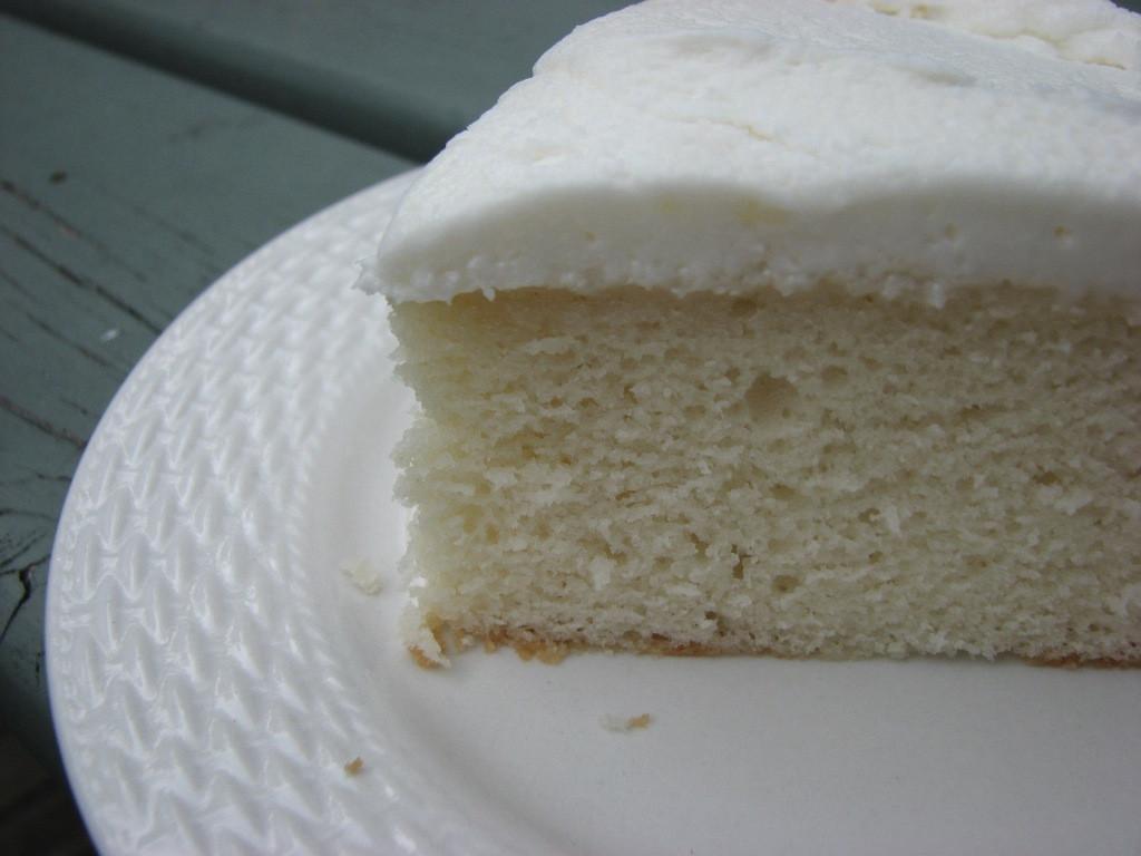 White Cake Mix  Catholic Feast Day Food Ideas Taylor Marshall