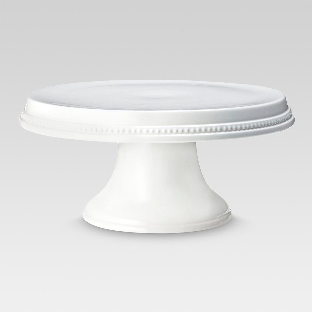 White Cake Stand  Nautical Lobster Party