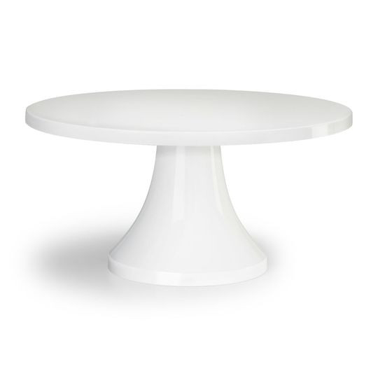 White Cake Stand  Sarah s Stands Party Supplies Las Vegas NV WeddingWire