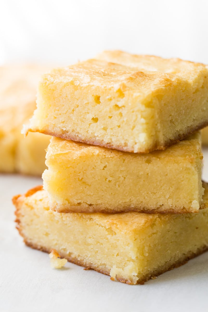 White Chocolate Brownies  Incredible White Chocolate Brownies • Recipe for Perfection