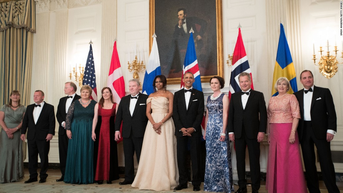 White House State Dinner  White House state dinner Batali s pasta 2016 politics to