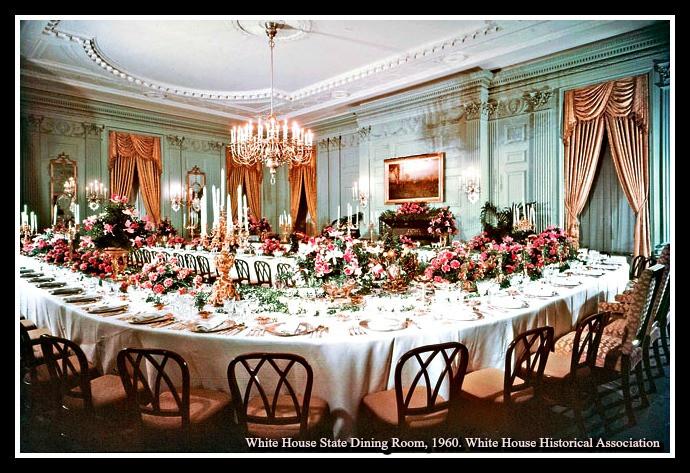 White House State Dinner  IT'S A WHITE HOUSE STATE DINNER — & YOU'RE INVITED – THE