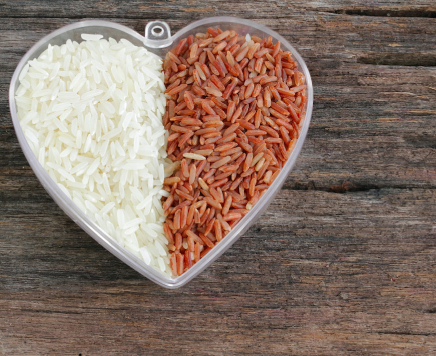 White Or Brown Rice  White vs Brown Rice Have you been lied to