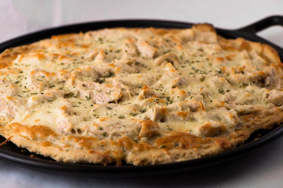 White Pizza Sauce Recipe  white sauce pizza