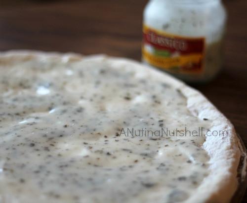 White Pizza Sauce Recipe  white pizza sauce