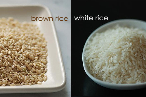 White Rice Or Brown Rice  Performance U Fitness Continuing Education