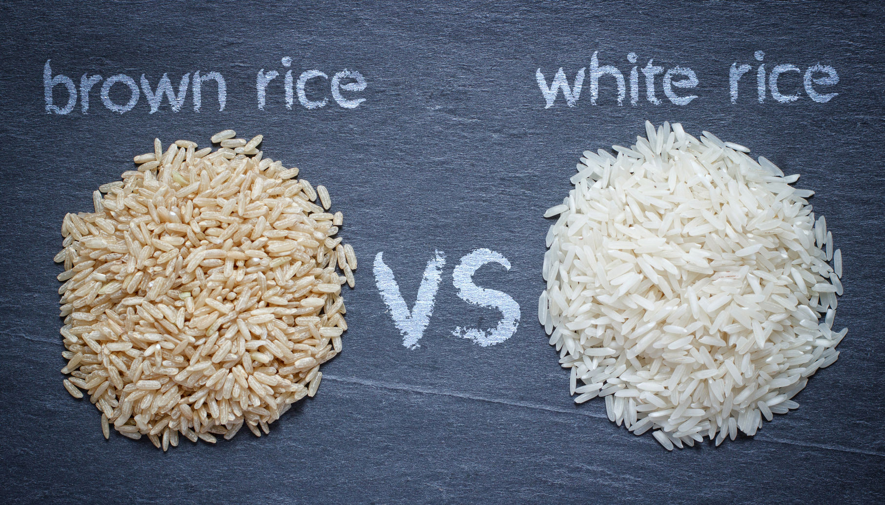 White Rice Or Brown Rice  Brown Rice vs White Rice Is Brown Really Better