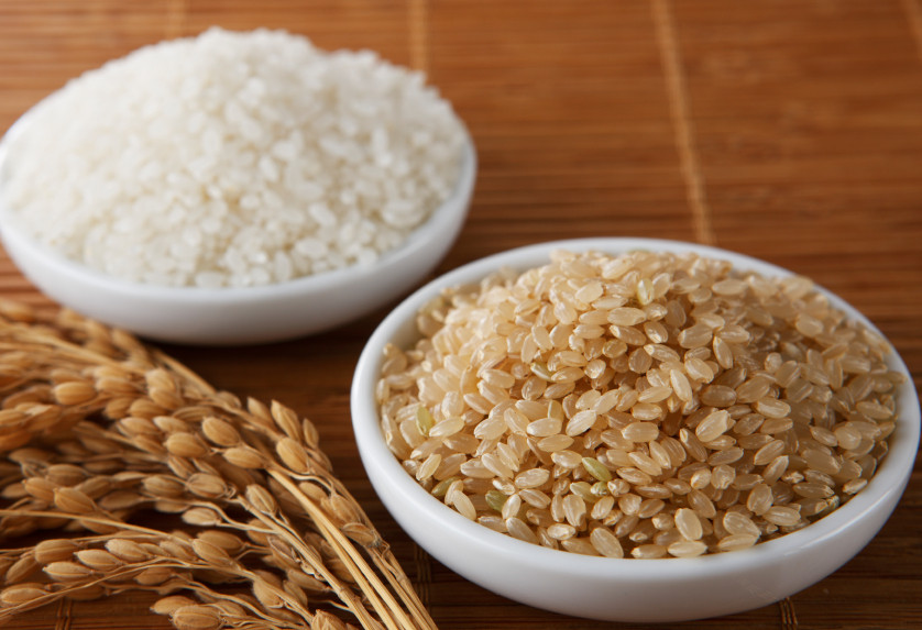 White Rice Or Brown Rice  Brown rice has nutritional edge over white – News from