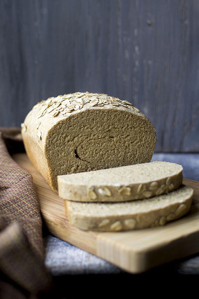 White Whole Wheat Bread  Whole Wheat White Bean Bread Recipe