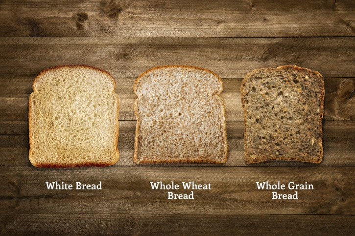 White Whole Wheat Bread  Turns Out Brown Bread May Not Be Any Healthier Than White