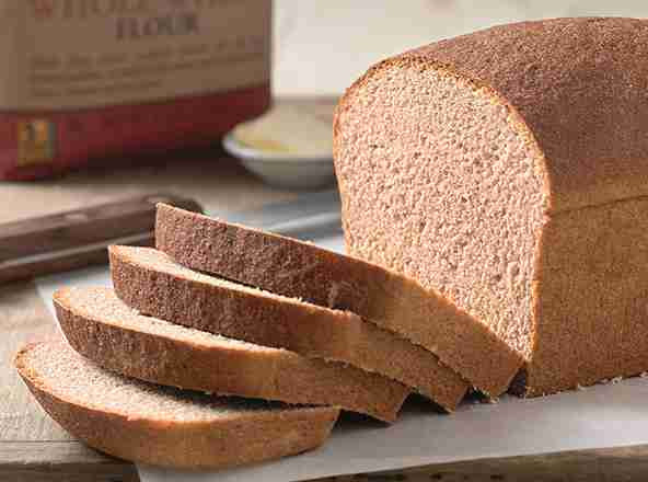 White Whole Wheat Bread  White Whole Wheat Flour Guide