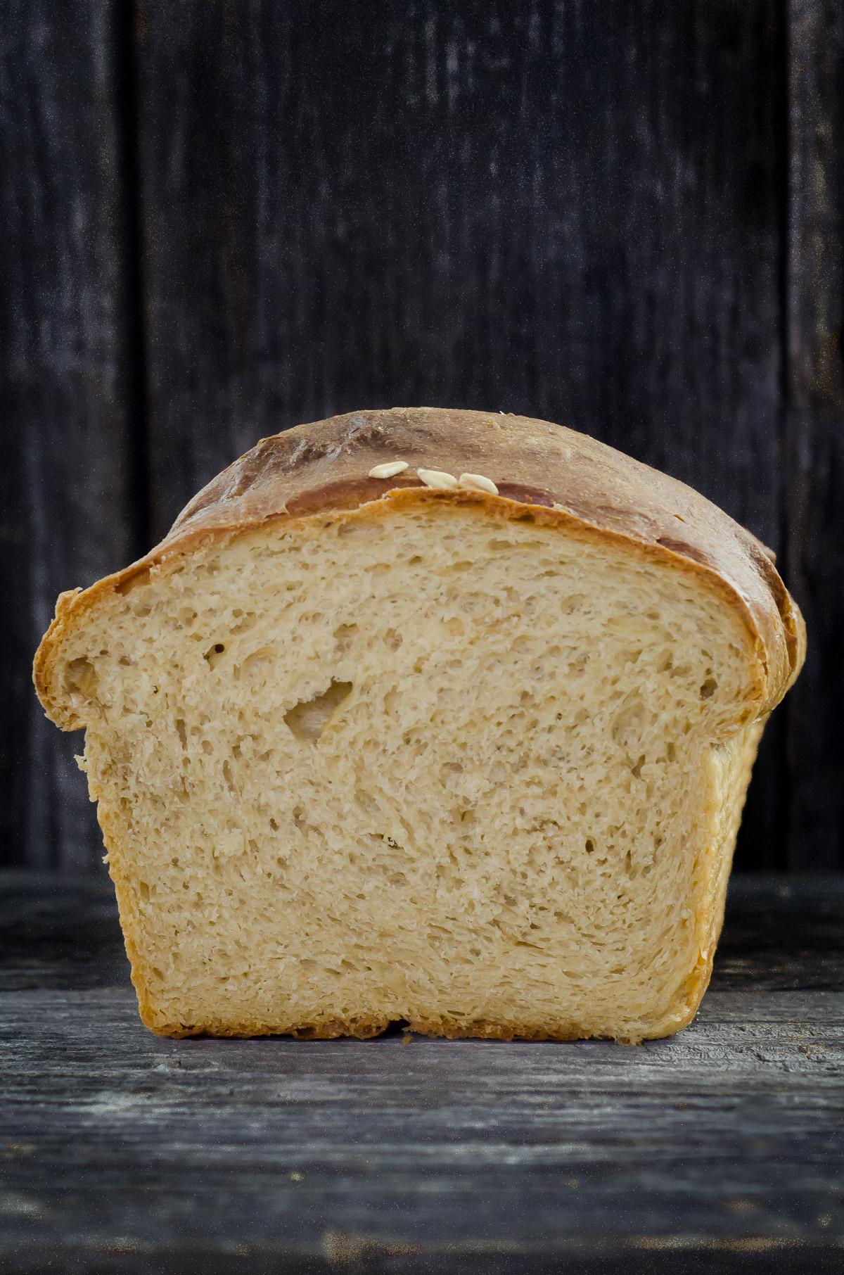 White Whole Wheat Bread  Whole Wheat Milk and Honey Sandwich Bread Nourished