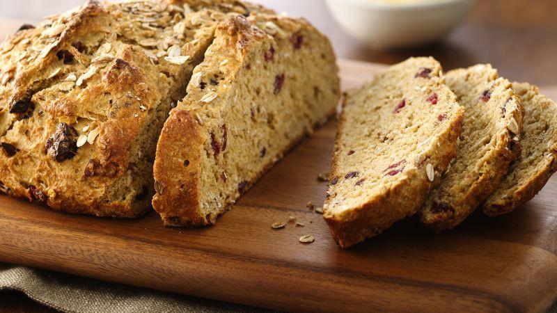 White Whole Wheat Bread  Five Grain Buttermilk Cranberry Bread White Whole Wheat