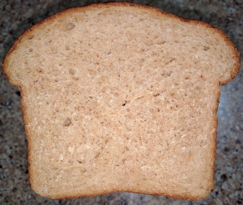 White Whole Wheat Bread  My whole wheat recipe that behaves like white bread