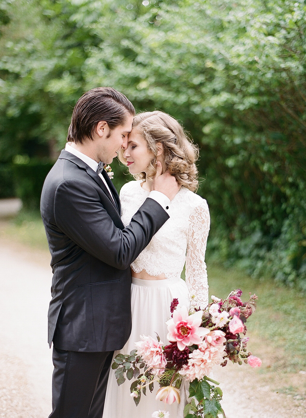 Who Attends The Rehearsal Dinner  Chateau St Julien Wedding and Rehearsal Dinner in Poiters