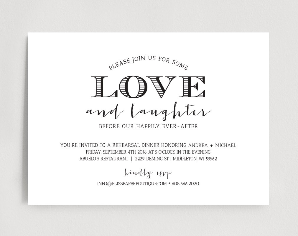 Who Is Invited To The Rehearsal Dinner  Rehearsal Dinner Invitation Wedding Rehearsal Dinner