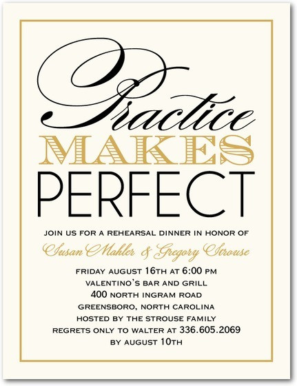 Who Is Invited To The Rehearsal Dinner  rehearsal dinner invitations