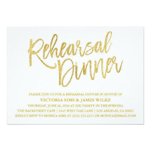 Who Is Invited To The Rehearsal Dinner  Stylish Calligraphy Rehearsal Dinner Invitation LadyPrints
