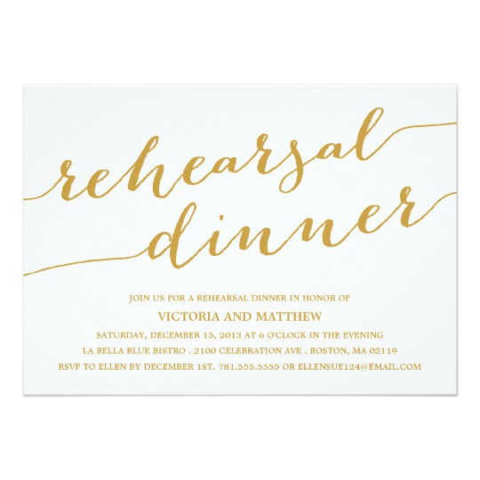 Who Is Invited To The Rehearsal Dinner  MODERN CALLIGRAPHY REHEARSAL DINNER INVITATION
