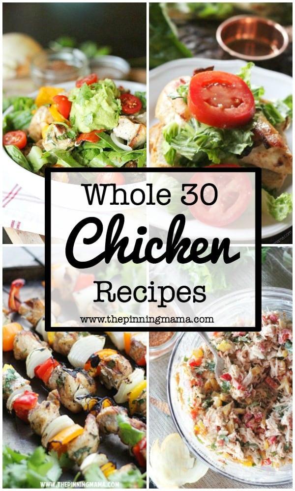 Whole 30 Dinner  50 Whole 30 Dinner Ideas