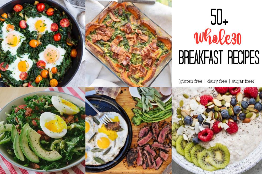 Whole 30 Recipes Breakfast  50 Whole30 Breakfast Recipes Savory Lotus