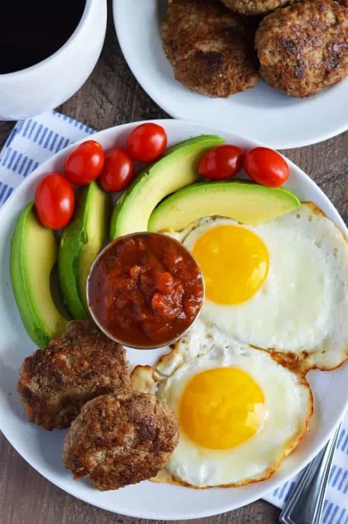 Whole 30 Recipes Breakfast  chance s paleo breakfast sausage