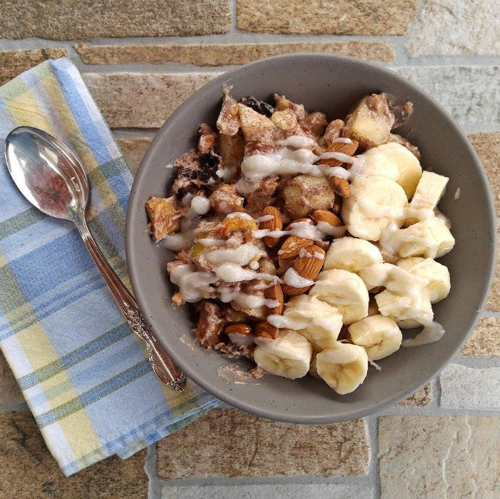 Whole 30 Recipes Breakfast  Whole30 Breakfast Bowl Paleo Gluten Free and Vegan