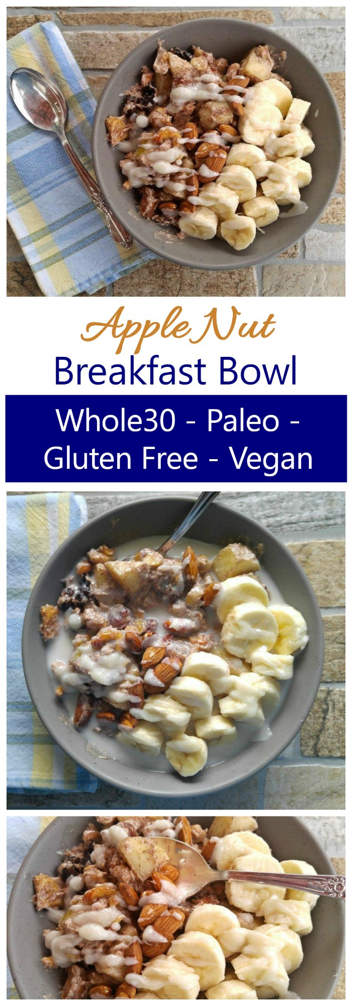 Whole 30 Recipes Breakfast  Whole30 Breakfast Bowl Paleo Gluten Free Whole30