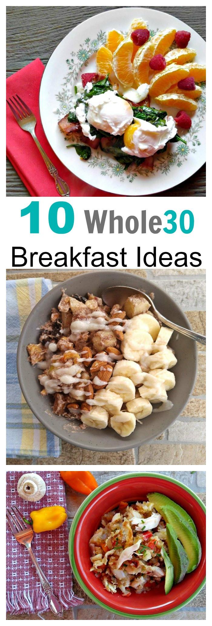 Whole 30 Recipes Breakfast  Whole30 Breakfast Recipes Easy Paleo Ideas to Start your