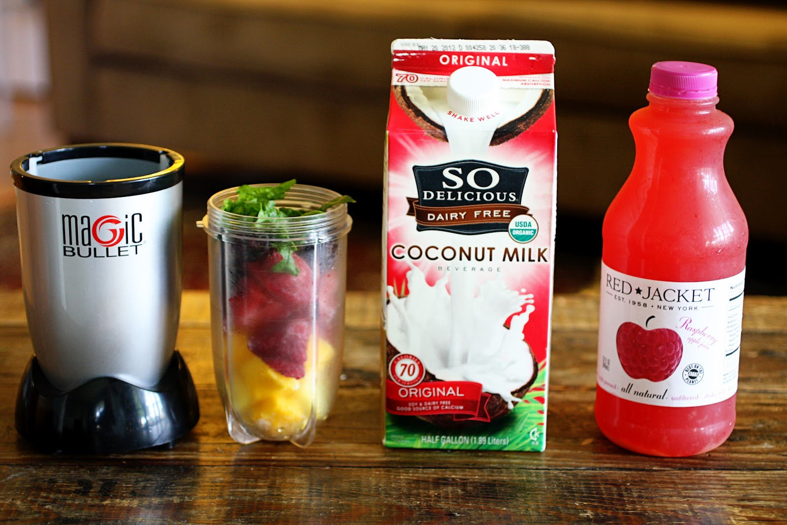 Whole 30 Smoothies  Today s Letters Fruit Smoothie